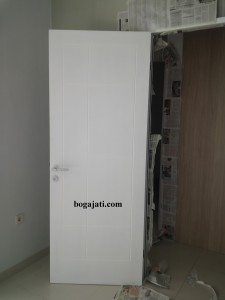 Pintu Dobel Plywood Triplek