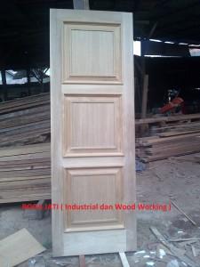 Pintu Utama Panil Solid