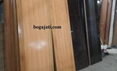 Pintu Dobel Plywood dan Pintu Dobel Teakwood