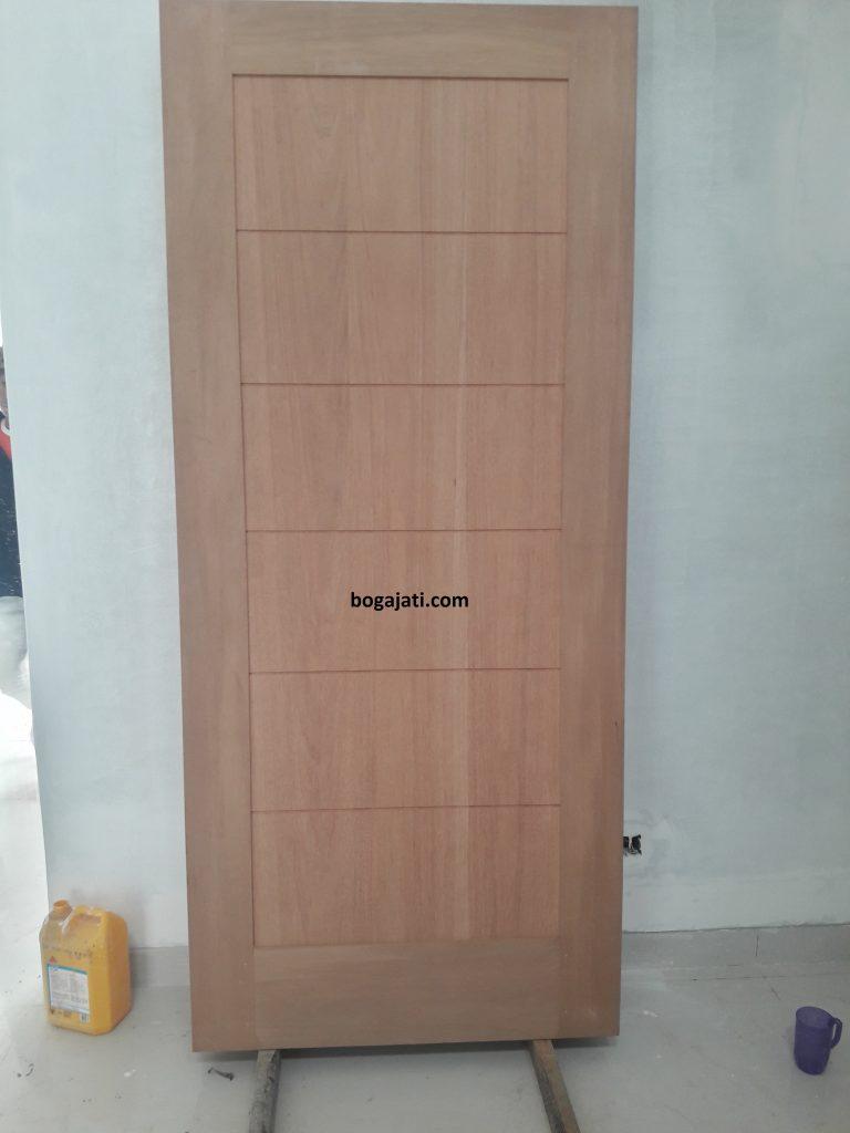Pintu Kayu Kamper Oven
