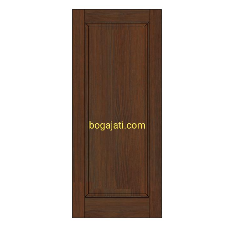Pintu PanelKayu Meranti