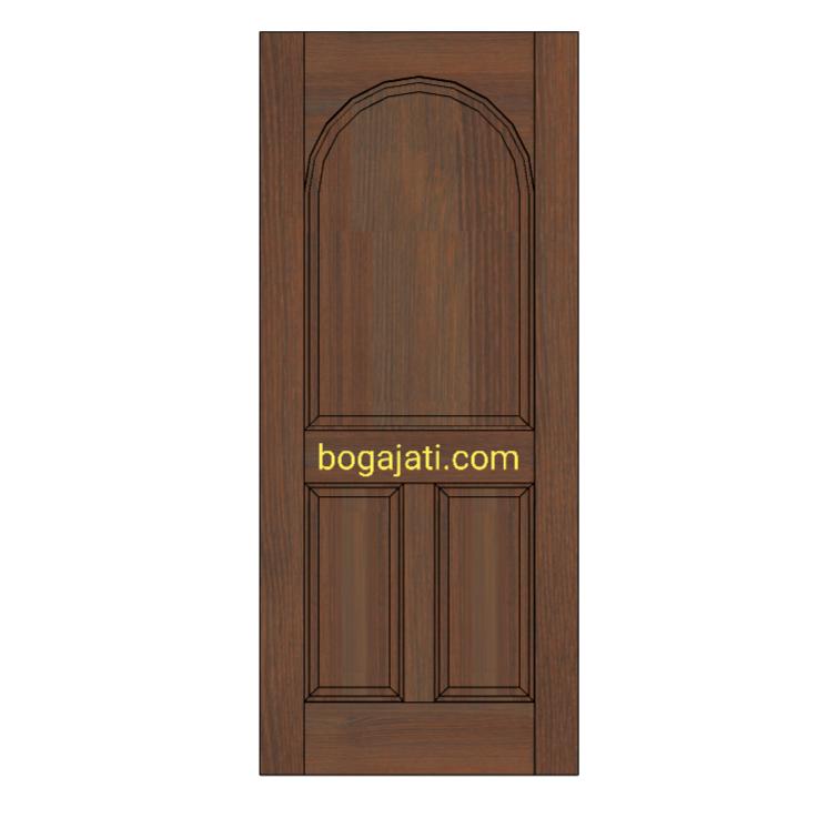 Pintu Kamar Kayu Kamper Oven