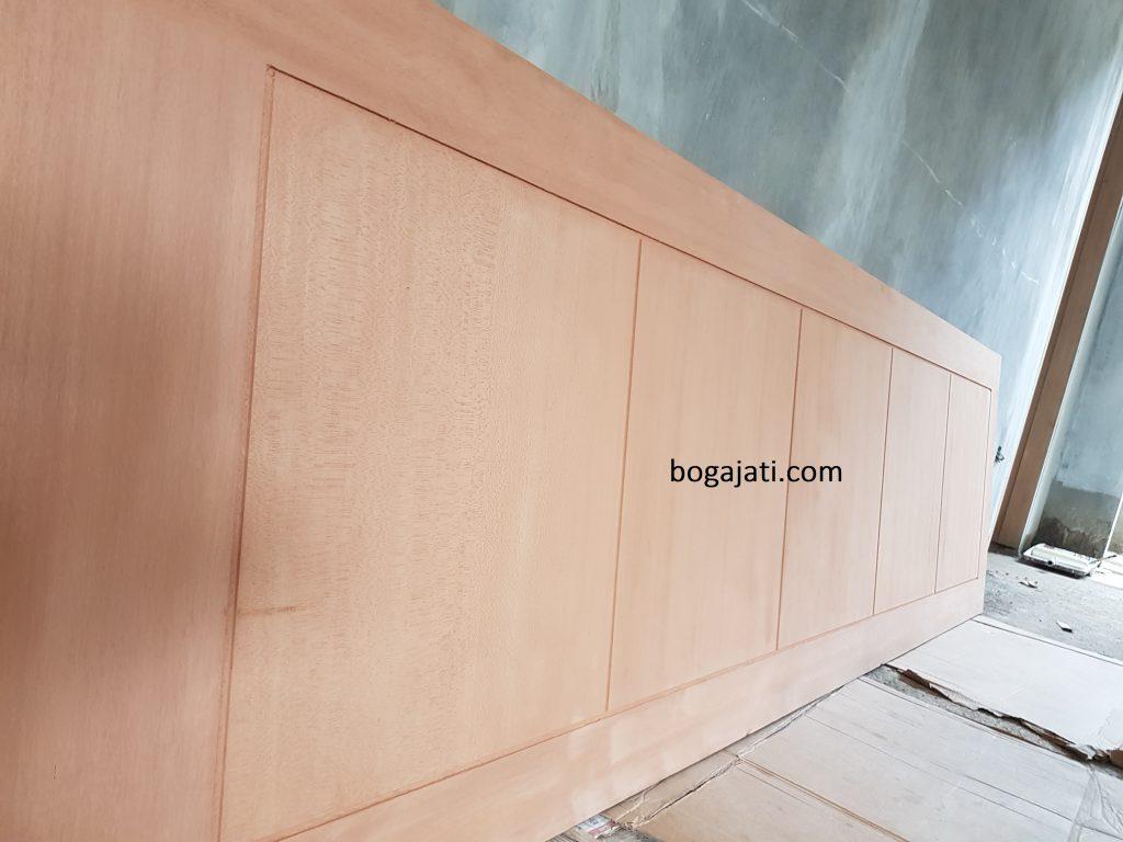 Pintu Solid Flat Kamper Samarinda